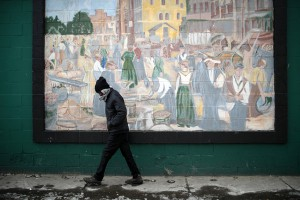 A Surprising Salve for New York's Beleaguered Cities: Refugees